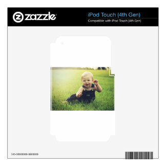 Baby Image Fash Decals For iPod Touch 4G