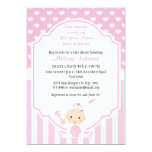Baby in a Bunny Suit Shower Invitation