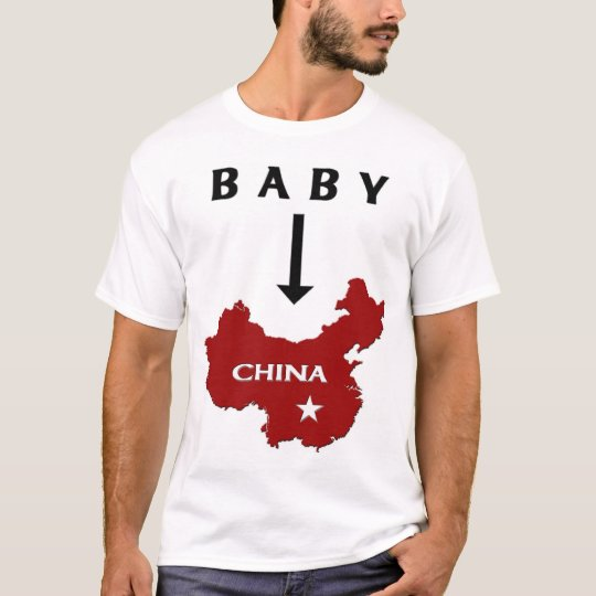 Baby in China T-Shirt