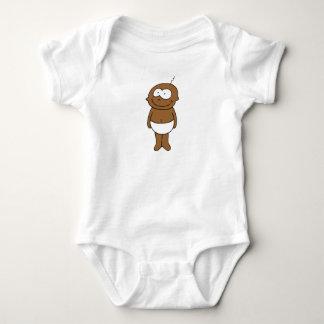 Baby in Diaper Tshirt