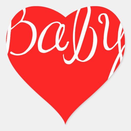baby-in-heart-2-ma-red.png pegatina en forma de corazón