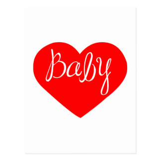 baby-in-heart-2-ma-red png postcard