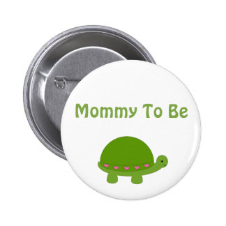 Baby In Spring Baby Shower Mommy To Be Button