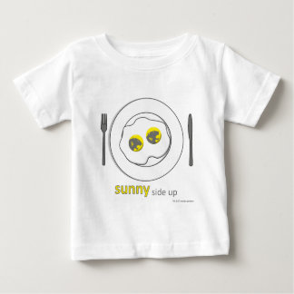 baby infant t-shirt - sunny side up