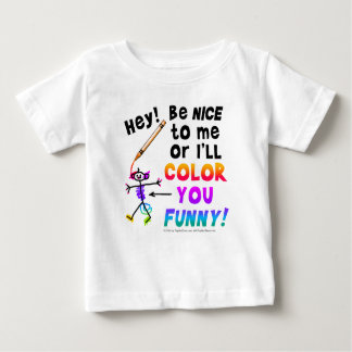 Baby - Infant T-shirts - Color You Funny