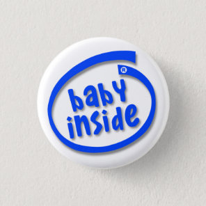Baby Inside Button