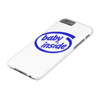 Baby Inside Case Barely There iPhone 6 Case