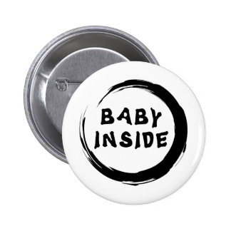 Baby Inside Maternity Button