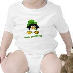 Baby Irish Penguin Tshirts