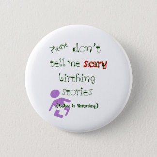 Baby Is Listening! Pinback Button