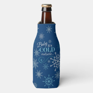 Baby it's Cold Outside Bottle Cooler