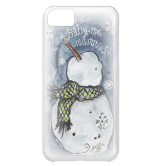 Baby It's Cold Outside Cover For iPhone 5C