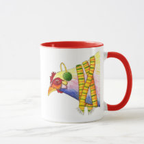 Baby it's Cold Outside Chicken Mug