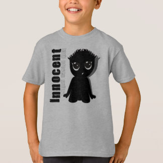 Baby Jamma's Innocent -Gray T-Shirt