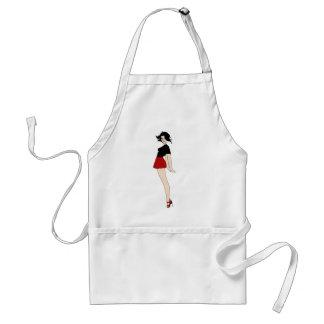 Baby Jane Pin Up Girl Aprons