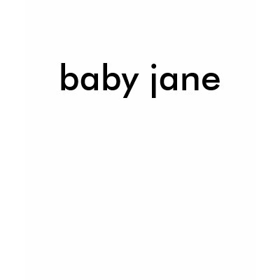 baby doll tee