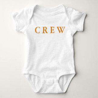 Baby Jersey Bodysuit CREW T-Shirt