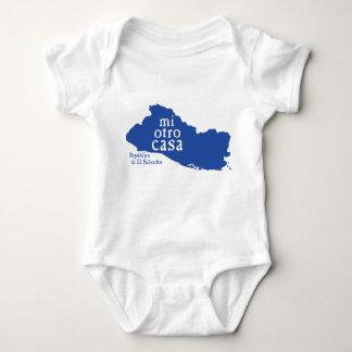 Baby Jersey Bodysuit EL SALVADOR