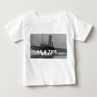 Baby Jersey T-Shirt Tees Tough As A Tugboat