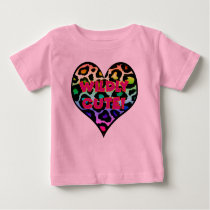 Baby Jersey T-Shirt - Wildly Cute!