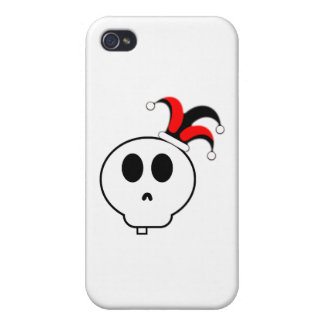 Baby Jester iPhone 4/4S Covers
