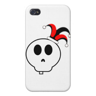 Baby Jester iPhone 4 Covers