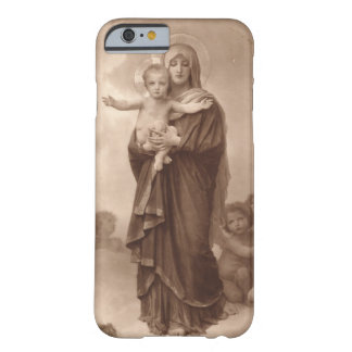 Baby Jesus and Mother Mary Barely There iPhone 6 Case