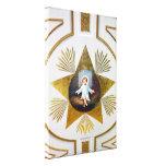 Baby Jesus decorative artwork Stretched Canvas Prints