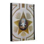 Baby Jesus decorative artwork iPad Cases