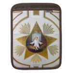 Baby Jesus decorative artwork Sleeves For iPads