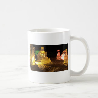 Baby Jesus in ice Coffee Mug