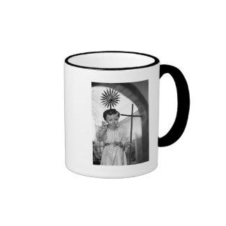 Baby Jesus Coffee Mugs