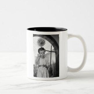 Baby Jesus Mugs
