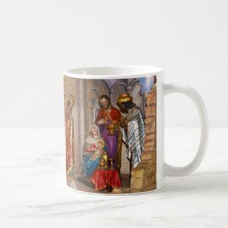 Baby Jesus of Nazareth Born in Bethlehem Coffee Mug