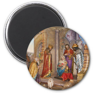 Baby Jesus of Nazareth Born in Bethlehem Magnet