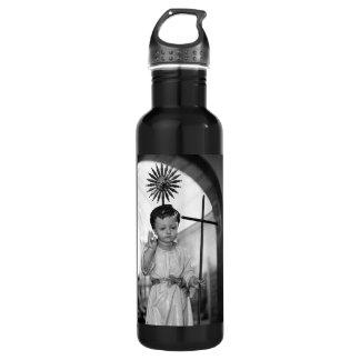 Baby Jesus 24oz Water Bottle