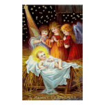 Baby Jesus Poster