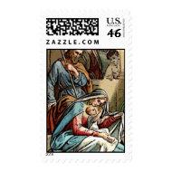 Baby Jesus Postage