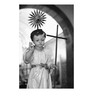 Baby Jesus Stationery