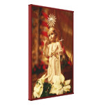 Baby Jesus Stretched Canvas Prints