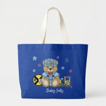 Baby Jolly Large Tote Bag
