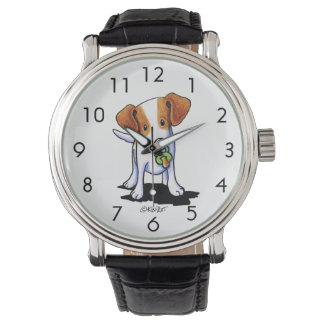 Baby JRT Dog Wrist Watch