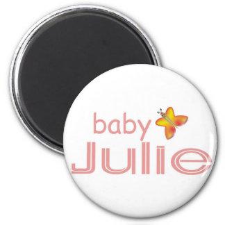 Baby Julie Magnet