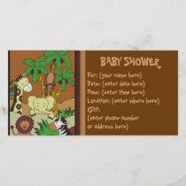 Baby Jungle 10 Baby Shower