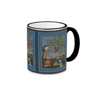 Baby Jungle 16 mug