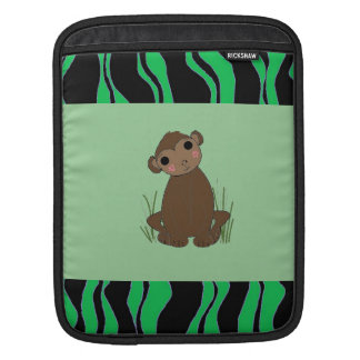 Baby Jungle Monkey Sleeves For iPads