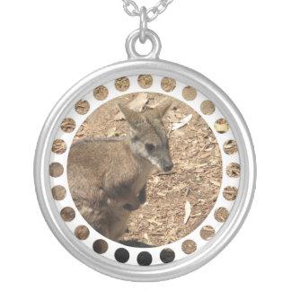 Baby Kangaroo Necklace