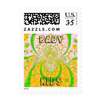 Baby Kids Hakuna Matata Stamps