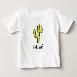 "Baby/Kids ""Hold Me"" Cactus Tee"