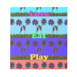 Baby kids love play colors.png notepad